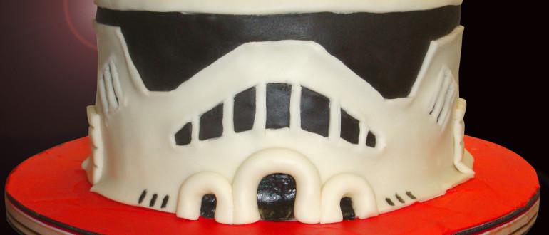Storm Trooper Cake, Clone Wars cake, captain rex cake, phase 2 clone troop cake, clone trooper cake