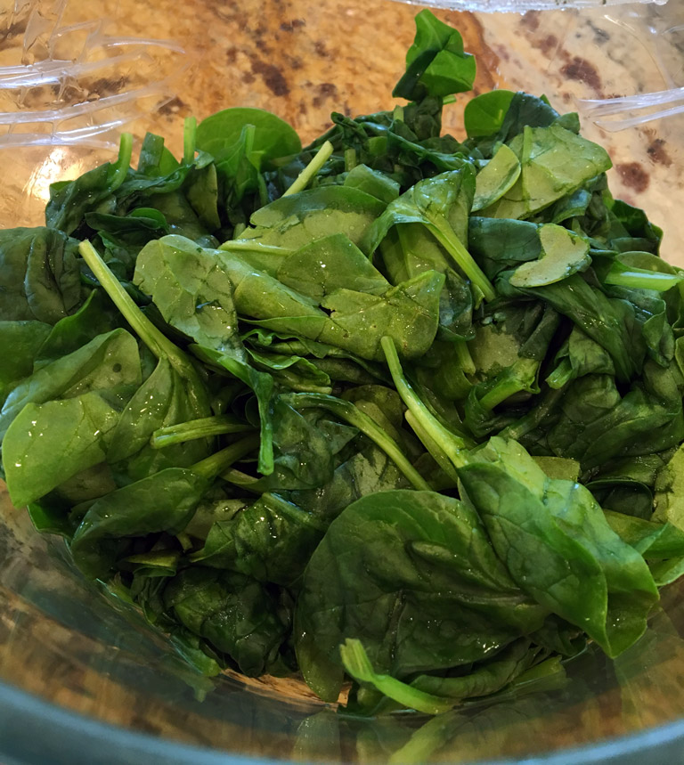 steamed-spinach