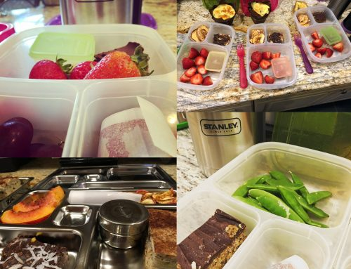 A Week in the Lunch Trenches