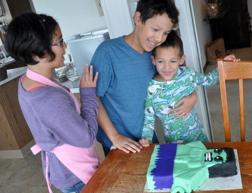 Caking with Kids: Supplies for Junior Cake Decorators